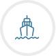 Transporte Marítimo de puerto a puerto